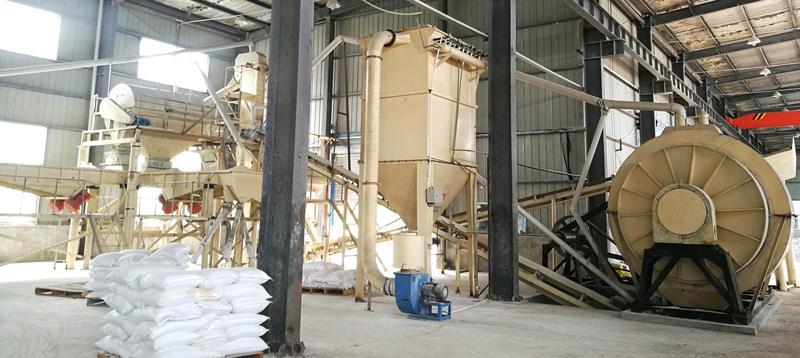 20tph sand washing plant of slab Sand in Nigeria