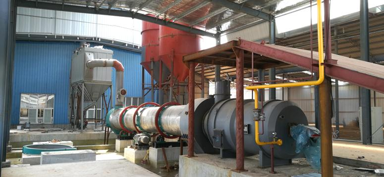 30tph sand washing plant of high purity silica sand in Angola
