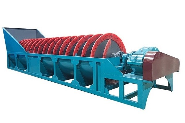 Screw sand washer/Spiral sand washing machine
